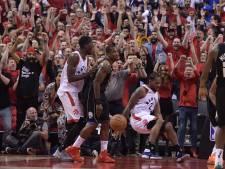 Kawhi Leonard leidt Raptors naar eerste NBA Finals