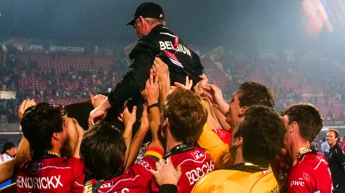 L'histoire d'amour entre le hockey belge et Shane McLeod pourrait se prolonger d'un an.