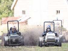Midzomerfeest Notter en Zuna in teken van kampioenschappen gazonmaaierraces