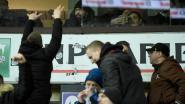 Fans Club Brugge treiteren Anthony Vanden Borre