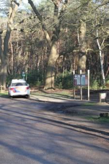 Mountainbiker gewond na valpartij tussen Holten en Haarle