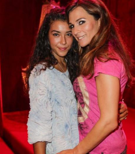 Quinty apetrots op dochter om rol in GTST