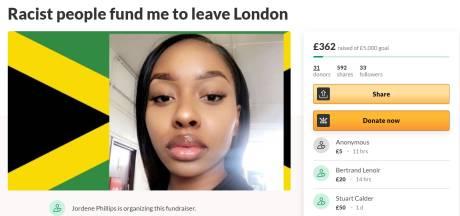 """Lassée par """"les idiots racistes"""" qui lui demandent de retourner dans son pays, elle les invite à payer son billet d'avion"""