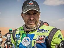 Rijswijker Edwin Straver in kritieke toestand na crash in Dakar Rally
