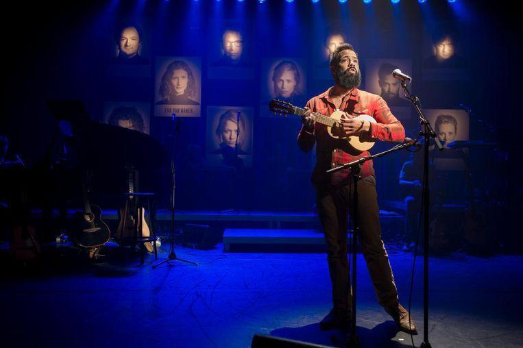 Van kleinkunst tot pop, het Nieuwe Lied zingt alles Beeld Ben van Duin