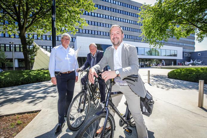 nieuwe fietsregeling voor AZ St Jan Brugge