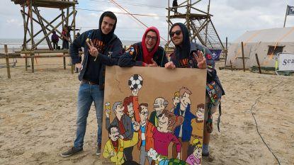 Festival aan Zee lost verwachtingen in ondanks wind op zaterdag