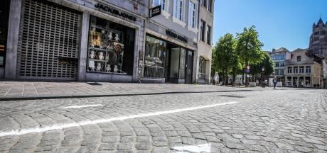 """Autoverkeer weer toegelaten in Brugse winkelstraten vanaf maandag: """"Maar bij grote drukte kunnen we weer afsluiten"""""""
