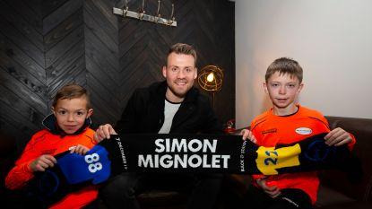 """Mignolet keert terug naar club waar hij doorbrak: """"Er zal veel meer volk komen, alleen voor Simon"""""""