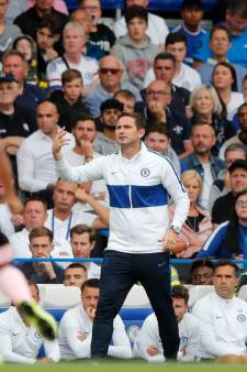 Lampard wint ook niet bij rentree op Stamford Bridge