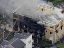 Brandstichting in Japan: minstens 24 doden, tientallen gewonden