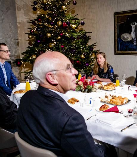 Rutte: Holocaust-vergelijking indringend besproken tijdens boerenoverleg Catshuis