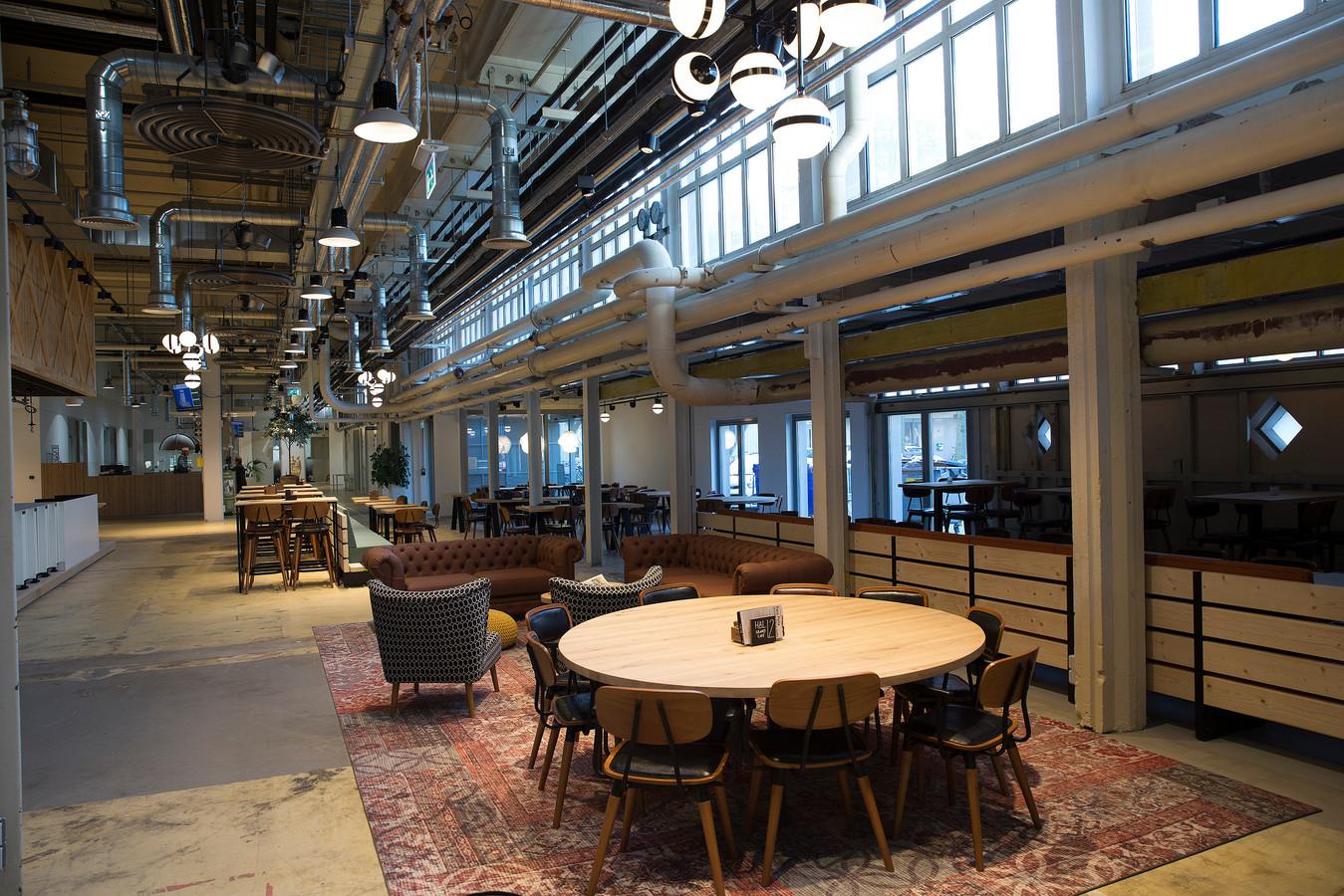 Turmac Cultuurfabriek, de nieuwe cultuurhal in Zevenaar.