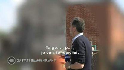 """""""Hou je kop, ik ga je vermoorden"""": journalist Christophe Deborsu bedreigd aan huis van moeder Benjamin Herman"""