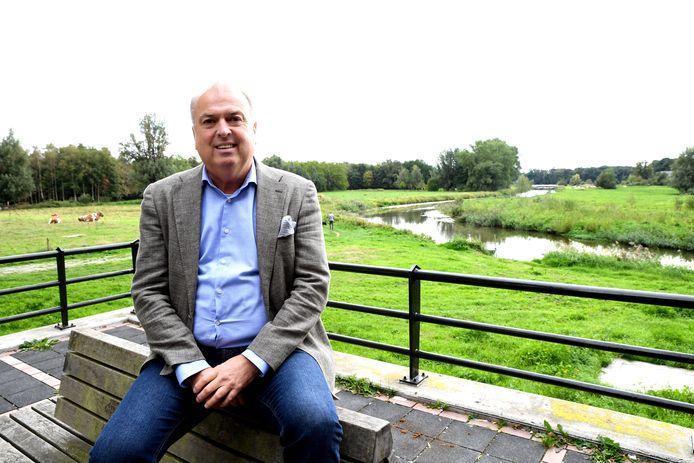 BREDA - Oud-burgemeester van Breda Peter van der Velden.