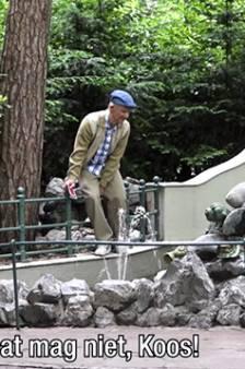 'Asociale oudjes' doen alles wat niet mag in de Efteling, bezoekers stomverbaasd als ze over hek klimmen