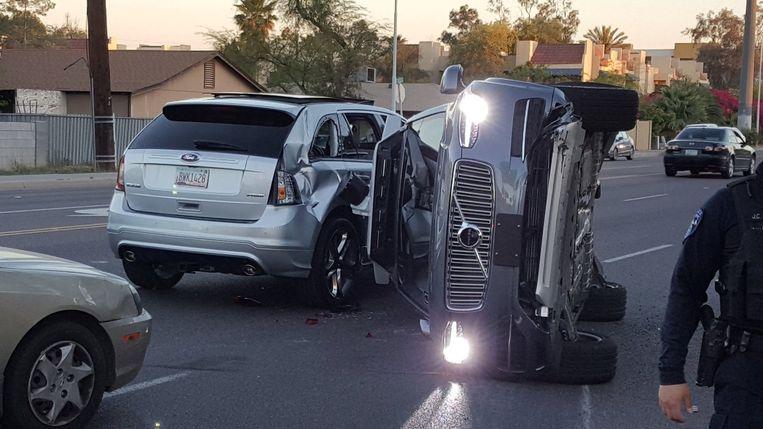 Visioen van zelfrijdende auto is voorlopig verdampt