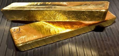 Beleggers onzeker om Trump en terreur: goudprijs op recordniveau