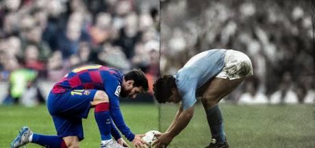 'Messi is nu de beste, maar Maradona heilig voor ons'