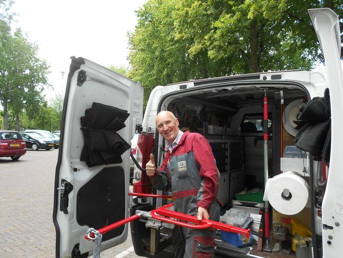 Hans Werder werkt nog even bij Lamboo.