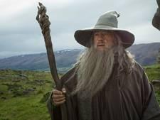 Ian McKellen weer in de huid van Gandalf