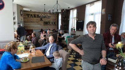 Lientje's Coffee Break heropent aan station