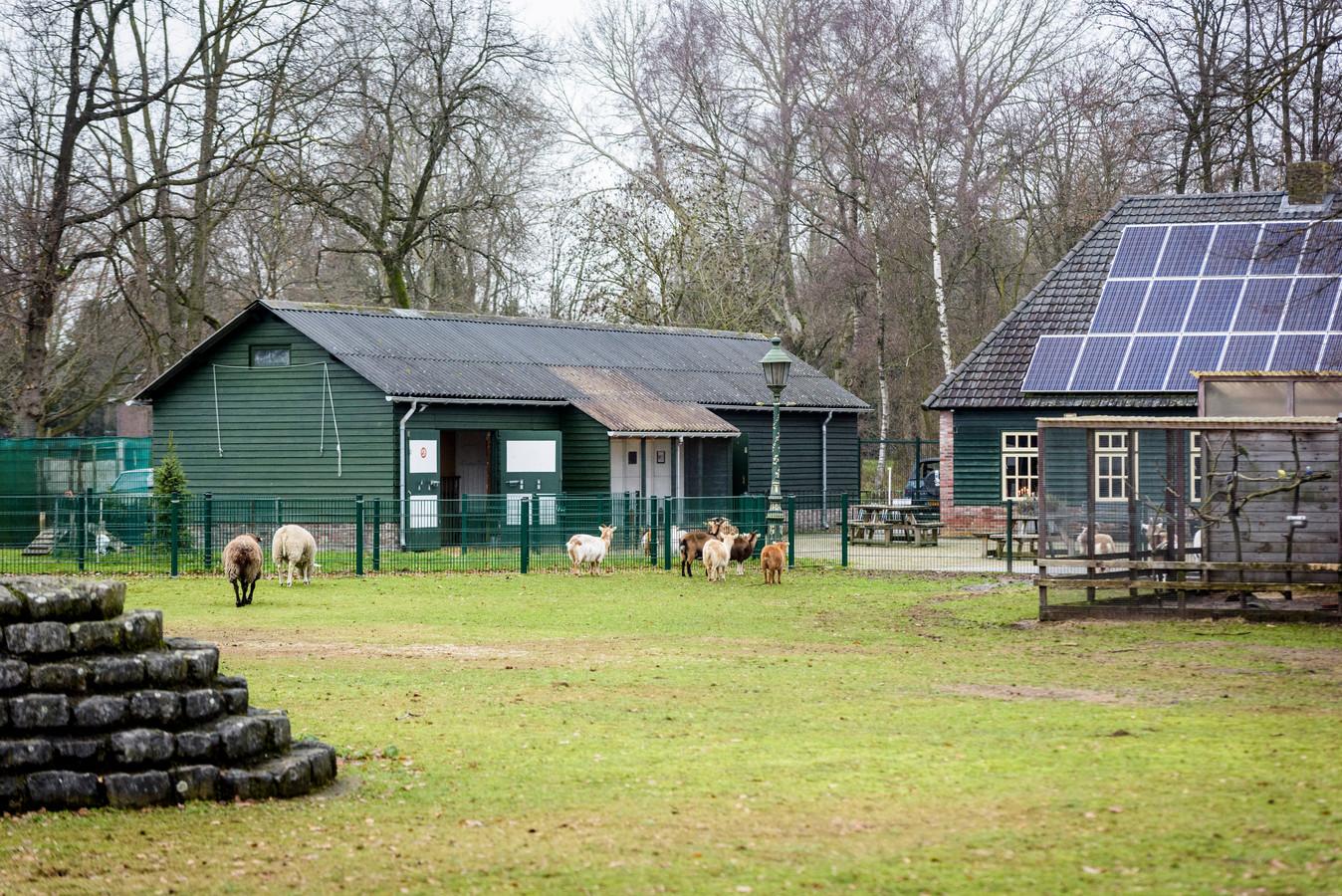 Kinderboerderij De Kleine Meer in Valkenswaard.