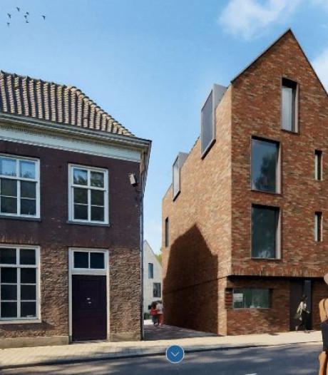 Sloop Drie Mollen van start : 9 villa's en stukje Dieze verschijnt aan Zuid-Willemsvaart Den Bosch