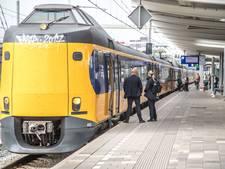 Perron 7 op station Zwolle in maart weer rolstoelvriendelijk
