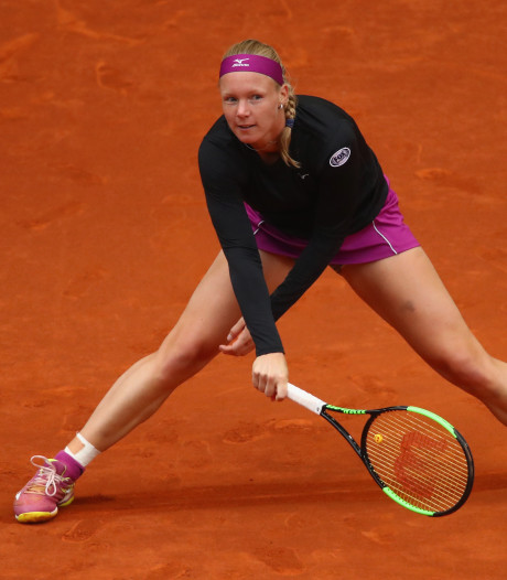 Loodzware klus Haase op Roland Garros, Bertens treft Sabalenka