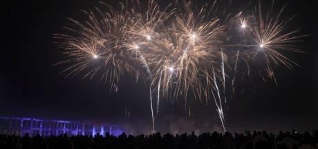 Vergunning voor vuurwerkshow in Etten-Leur