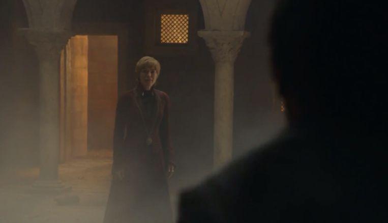 Cersei ziet Jaime, tegen al haar verwachtingen in.