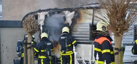 Hoe de gevangenis bevalt voor 49-jarige die camper in Etten-Leur in brand stak? 'Lekker rustig'