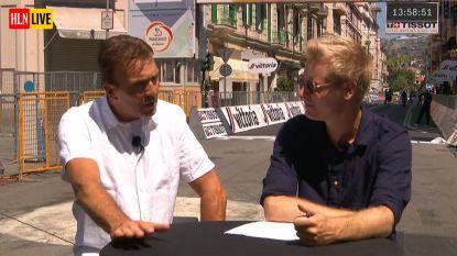 """Johan Museeuw over het vernieuwde parcours en de favorieten voor Milaan-Sanremo: """"Van Der Poel kan ontploffen op de Poggio"""""""