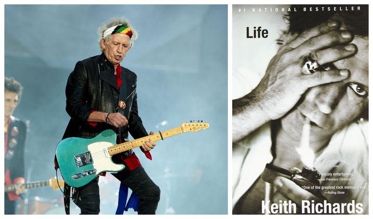 Keith Richards - 'Life'