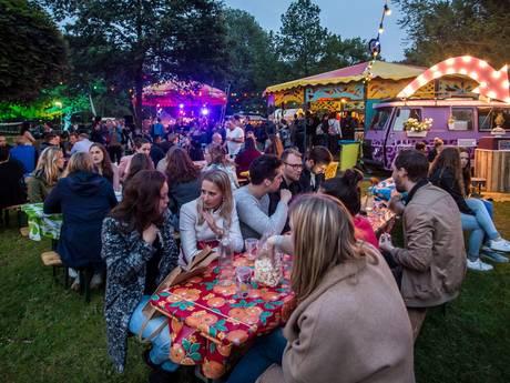 Gewelddadige beroving op festival Lepeltje Lepeltje