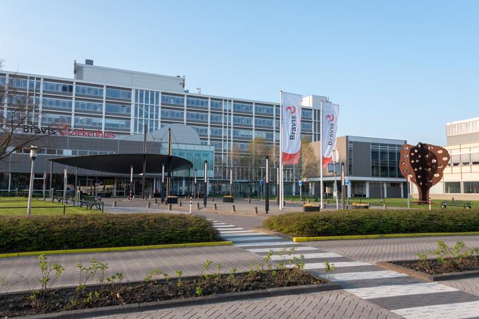 Bravis ziekenhuis Roosendaal.