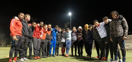Racisme in het voetbal: Voor Jong Ambon 'niks nieuws'