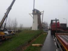 Kevin Strijker van molen Simonia wil zelf malen: 'Hoop over twee weken de eerste zakken gemalen te hebben'