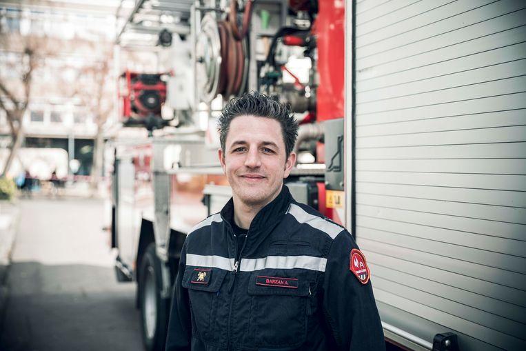 Op 11 augustus lieten twee brandweermannen het leven bij een brand in Beringen. Arno Barzan, vrijwilliger bij de brandweer en lector aan PXL-Digital, raakte daarbij zwaargewond.