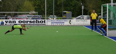 Gemiste strafbal kost HC Helmond een punt