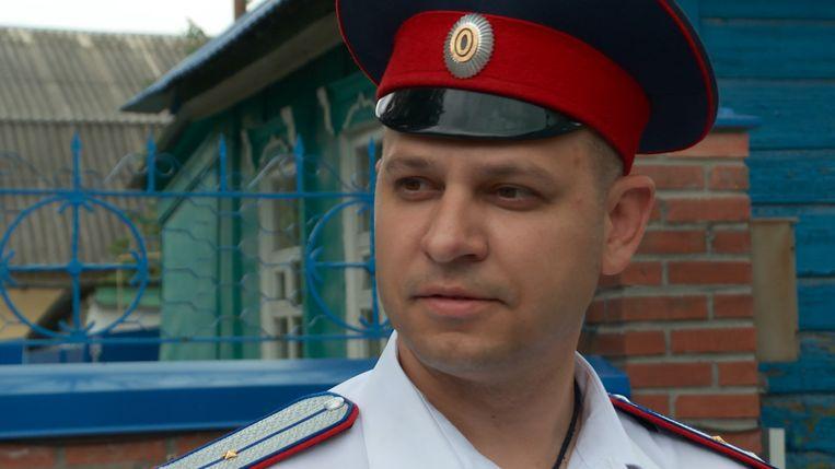 Dimitri Soevorov Beeld