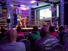 Van der Valk Hotel Eindhoven tijdelijk boks-walhalla