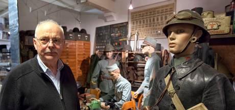 Uiterst zeldzame en niet te betalen spullen gejat uit oorlogsmuseum, eigenaar zwaar aangedaan