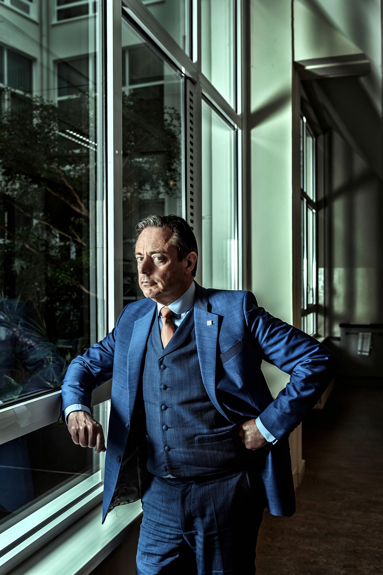 Bart De Wever Beeld Geert Van de Velde Humo 2020