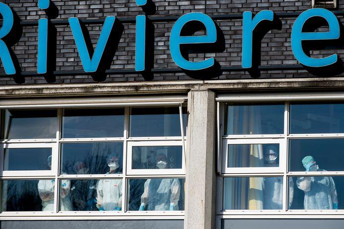 Ziekenhuis Rivierenland in Tiel.
