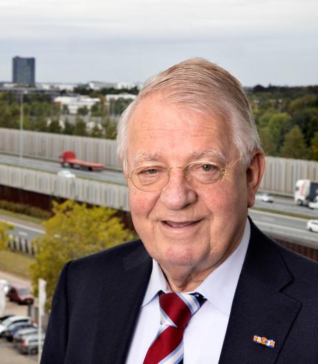 Wim van der Leegte van VDL Groep Eindhoven: 'Import uit China bedreigt welvaart'