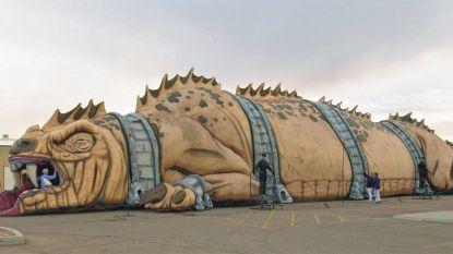 Rusland laat 'The Beast' niet gaan
