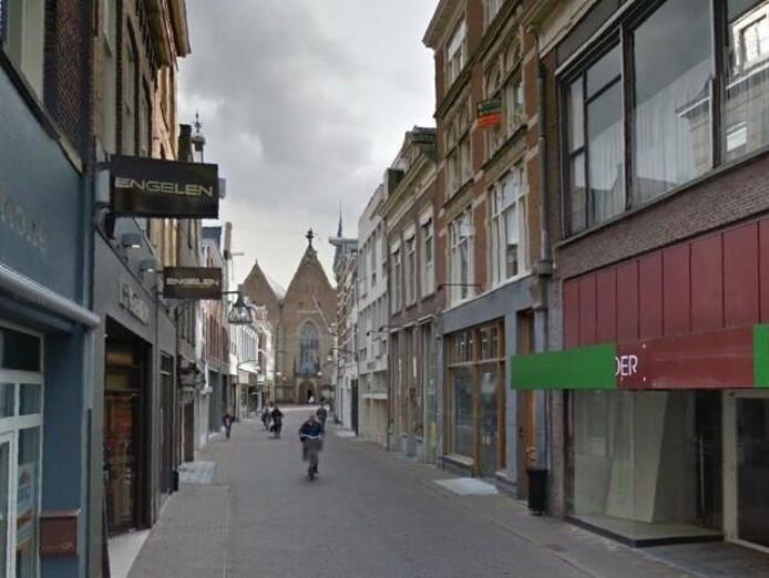 De Engestraat in Deventer.