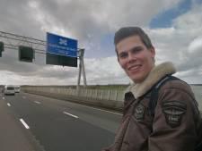 Welke blonde vrouw zwaaide naar Wiljan (21) op de A28 bij Zwolle? 'Het was heel bijzonder'